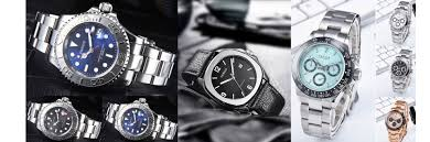 43mm bliger black dial grey ceramic bezel date luminous hands sapphire glass deployment miyota automatic movement mens watch