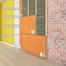 Шумоизоляция стен в квартире толщиной меньше 5 <b>см</b> ...