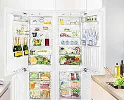 <b>Встраиваемые холодильники</b> Side by Side <b>Liebherr</b> — купить в ...