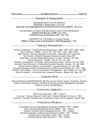 manager sample resume page   seangarrette c ager