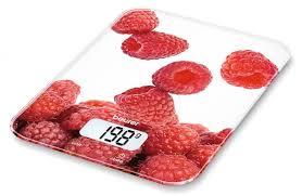 <b>Весы</b> кухонные <b>Beurer KS19 berry</b> — купить в интернет-магазине ...