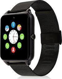 <b>Умные часы ZDK Z60</b> black (Android, IOS, Динамик, Микрофон ...