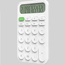 Generic <b>Original Xiaomi Mijia</b> Rice Calculator 12-bit <b>LED</b> Display ...