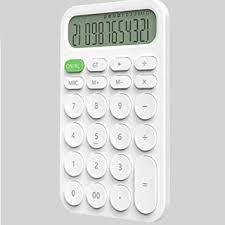 Generic <b>Original Xiaomi Mijia</b> Rice Calculator 12-bit <b>LED</b> Display ...