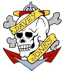 Image result for davy jones locker
