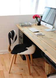 workin it 15 diy desks you can build bathroomcute diy office homemade desk plans furniture