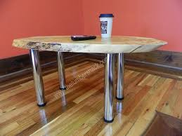 desk dining table legs polished chrome metal table legs png