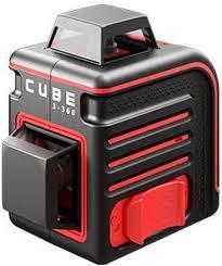 Купить Лазерный <b>нивелир ADA Cube 3-360</b> Home Edition в ...