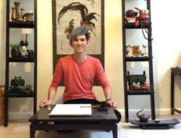 Image result for ảnh người vẽ thư pháp