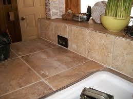 tile countertop kitchen diy