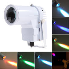 hot 9w led rgb spots light dmx stage lights 3 color changing mini dj stage effect cheap lighting effects
