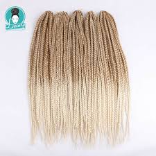 <b>Luxury For Braiding</b> Syntheic Hair Ombre Purple Brown Blonde 24 ...