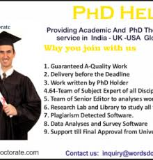 Phd Thesis Writing Service In India Thesis Phd Thesis Writing Services In