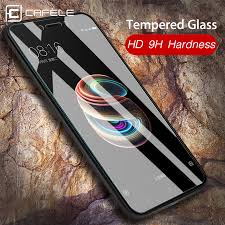 <b>CAFELE Tempered Glass For</b> Xiaomi MI 8 6 5 X A1 6X A2 mix 2 2S ...