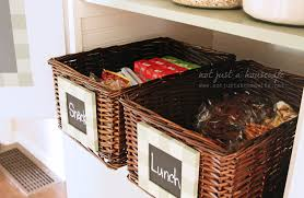 pantry makeover not just a housewife organized ideas office desk design office building design building office pantry