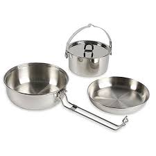 <b>Набор</b> посуды Tatonka <b>Camp</b> Set Regular — купить по цене 3199 ...