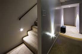 readybright wireless power outage led stair light by mr beams lit after power outage beams lighting