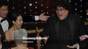 «<b>Оскар</b>» за <b>лучший</b> фильм получили южнокорейские «Паразиты ...