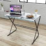 <b>Glass Desk with Rainbow</b> Pattern Sale, Price & Reviews| Gearbest ...