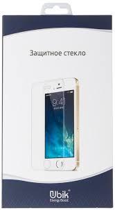 <b>Защитное стекло Ubik для</b> HTC Desire 620G Dual SIM