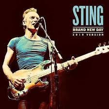 <b>Sting</b> – <b>Brand New</b> Day (My Songs Version) Lyrics | Genius Lyrics