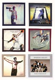 <b>Spandau Ballet</b> - <b>Parade</b> Cloth Patch / Magnet Set | Spandau ...