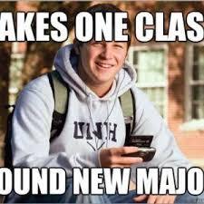 The Very Best of the College Freshman Meme via Relatably.com