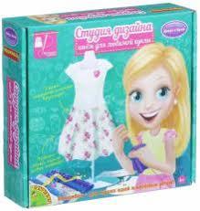 """""""Набор <b>Студия дизайна</b>. Шьем для любимой куклы (1523ВВ/0019 ..."""