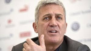 Vladimir Petkovic wird das Schweizer Fussball Nationalteam ab Juli 2014 nach der WM in Brasilien als Nachfolger von Ottmar Hitzfeld coachen. - vladimir-petkovic