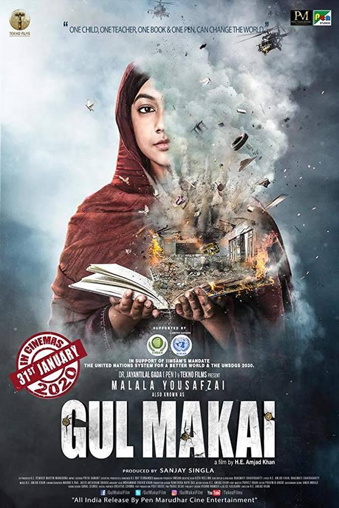 Gul Makai (2020) Hindi 720p HDRip 900MB Download