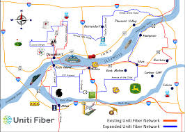 uniti fiber to expand network in the quad cities uniti fiber uniti uniti fiber uniti fiber to expand network