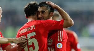 Samedov <b>Takes Team</b> Russia to World Cup | FC Lokomotiv Moscow