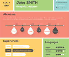 how to create an awesome infographic resume  step by step guide    how to create an awesome infographic resume  step by step guide   careercast com