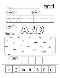 1000+ images about TK sight word on Pinterest | Sight Words, Sight ...Kindergarten Sight Word Worksheet Bundle
