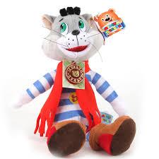 Купить мягкую игрушку <b>Мульти</b>-<b>Пульти Кот Матроскин</b> ...