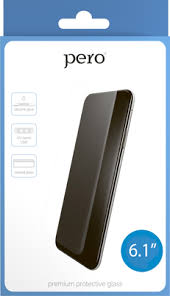 <b>Защитное стекло</b> Pero Uv-glass для iPhone XR Pruvg-ipxr ...