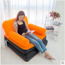 sofa single small inflatable bed bedroom
