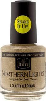 INM Northen Lights GOLD <b>Голографическая сушка</b>-<b>закрепитель</b> ...