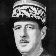 Charles de Gaulle - President (non-U.S.), Military Leader ...