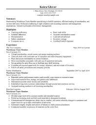 best team members resume example livecareer create my resume