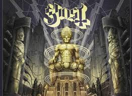 ALBUM REVIEW: <b>Ceremony</b> and Devotion - <b>Ghost</b> - Distorted Sound ...