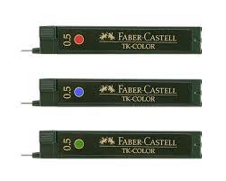 Грифели для <b>автоматических карандашей</b> Faber-Castell