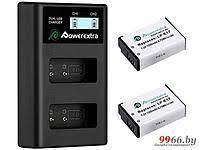 <b>Аккумулятор Powerextra LP-E17</b> + зарядное устройство 18495 ...