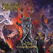 <b>Malevolent Creation - The</b> Ten Commandments 2-CD ...