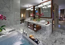 bathroom suite mandarin: luxury bathroom in a suite at mandarin oriental las vegas
