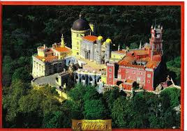 Resultado de imagem para palacio da pena