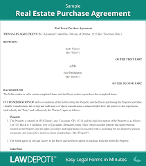 real estate purchase agreement real estate contract us real estate purchase agreement real estate contract us lawdepot