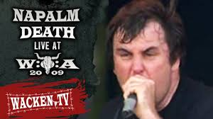<b>Napalm Death</b> - 3 Songs - Live at Wacken Open Air 2009 - YouTube
