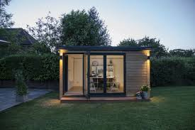 View In Gallery Small Office Pod 900x599 21 Modern Outdoor Home Office Sheds You Wouldnt Want To Leave  C