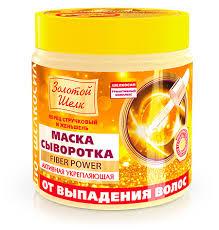Купить <b>Маска для волос</b> «Золотой шелк»с репейным маслом ...